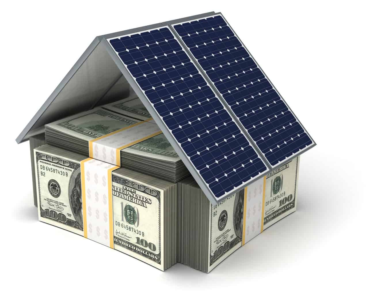 property value increase from going solar