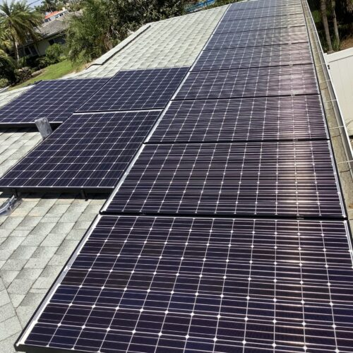 eHome By Design a Solar Power Company - panel on roof 3