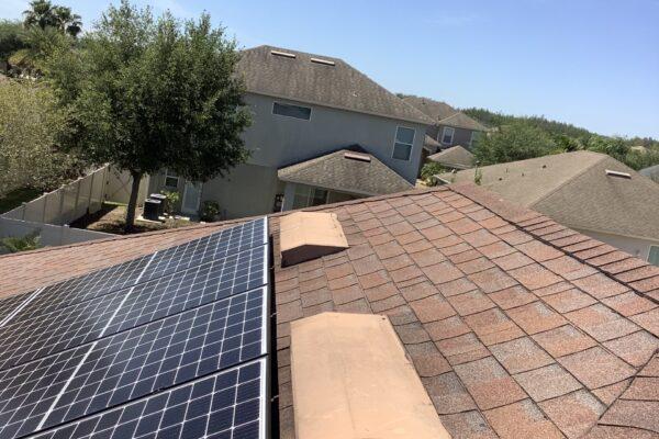 Solar Energy Company - roof 4