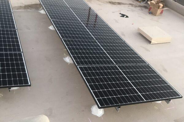 Solar Energy Company - roof 7
