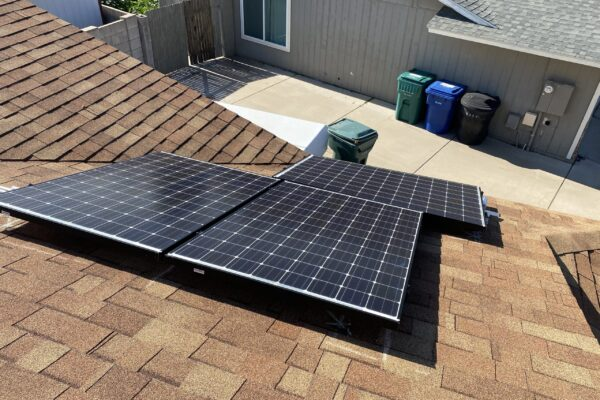 Solar Energy Company - panels on roof 3