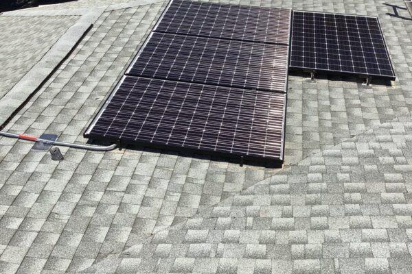 Solar Energy Company - roof 6